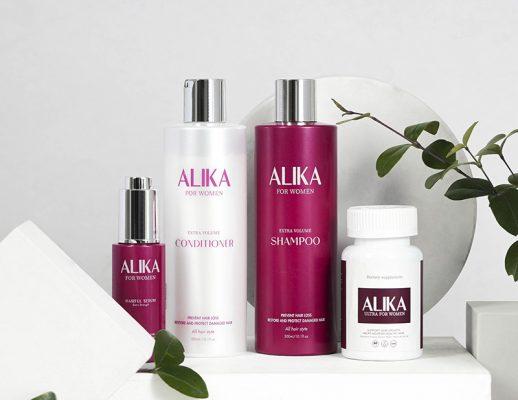 Bộ sản phẩm Alika for women